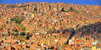 世界上海拔最高的首都