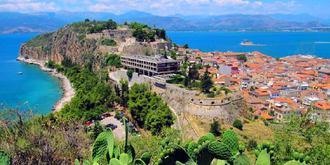 希臘第一個首都有多美