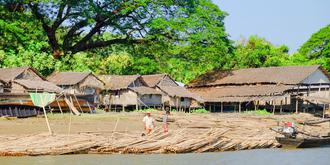 游人罕至的緬甸秘境