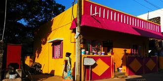 探訪印度的彩色漁村