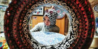 土耳其制陶家族絕活兒