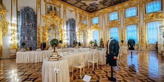 女皇的行宮有多奢華