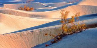 穿越塔克拉玛干沙漠