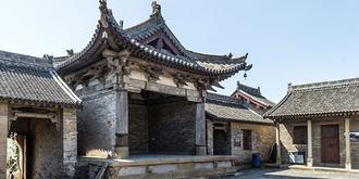 中国最古老的戏台