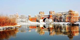 伏尔加庄园冬日风情