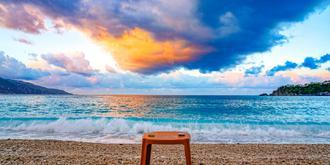 土耳其绝美海滨风光