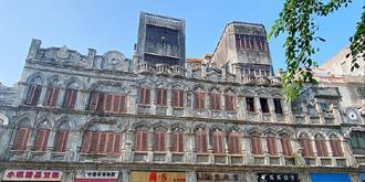 海南文南老街独特风情