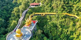 世界最长黄金巨龙