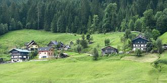 奥地利田园风光
