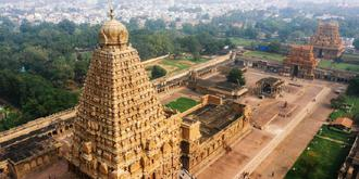 南印神廟建筑的巔峰之作