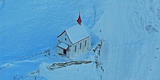 世界上最孤獨的教堂