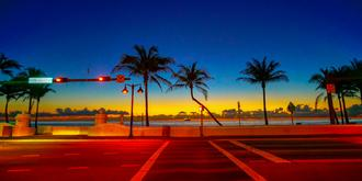 佛罗里达的清晨