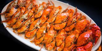 在浙江吃一桌海鲜多少钱