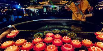 夜游南京夫子庙