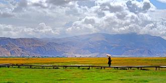 帕米尔高原有多美