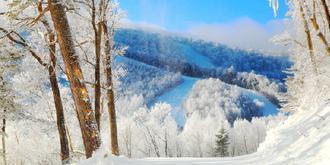 冬季滑粉雪首选长白山