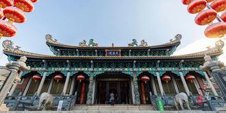 一座特別的媽祖廟