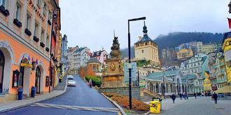 這個捷克小鎮太迷人