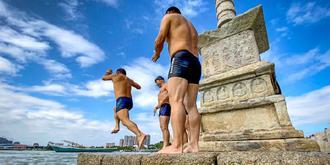 传说中的海内第一桥