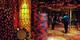 去非洲最大赌场兜了一圈