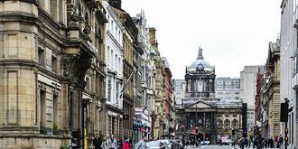 大不列颠鼎盛时期的老建筑