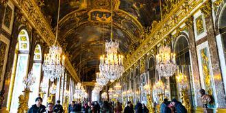 凡尔赛宫实在是太大了