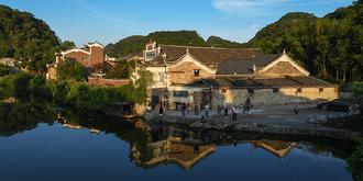 一座跨越千年历史的古村