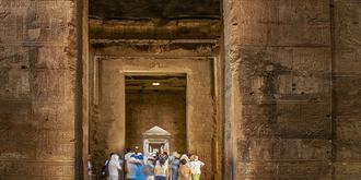 埃及神庙内部长啥样