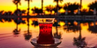 土耳其最浪漫的落日