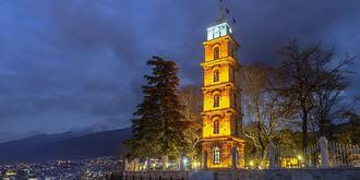 世界文化遗产名城布尔萨