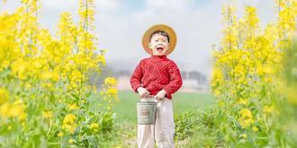 赏花是春天的头等大事