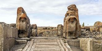公元前4000年神秘遗址