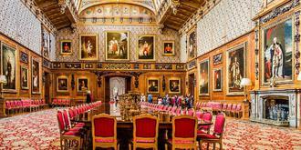 见证英国王室历史的温莎堡