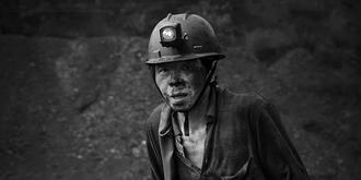 我鏡頭里的礦工