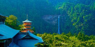 探訪神秘的熊野三山