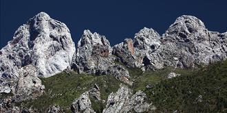 甘南迭山地质奇观