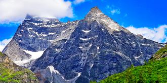 这里被称为山峰的博物馆