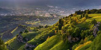 高加索最著名的疗养胜地