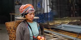 在老挝赶集是啥体验