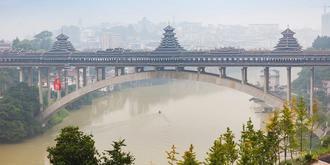 世界第一风雨桥