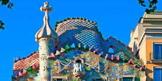 西班牙有座怪房子