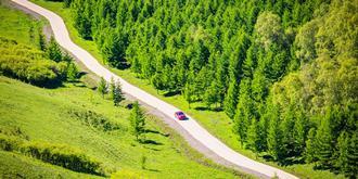 中国最美高原自驾路