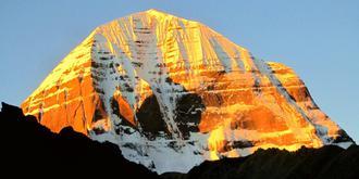 日照神山震撼美景