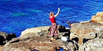 悉尼的海藍得讓人窒息