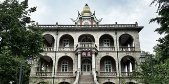 百年别墅变身奢华酒店