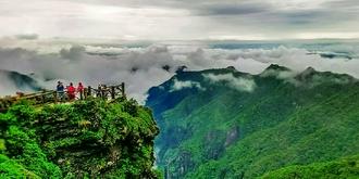 梵净山究竟有多美