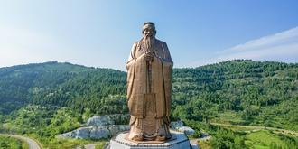 世界最高的孔子像