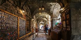山海之间的中世纪古城