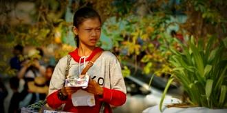 柬埔寨普通人的生活