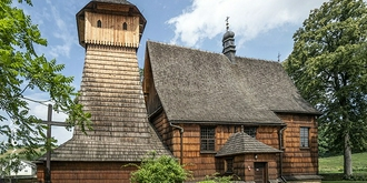 你见过木制教堂吗